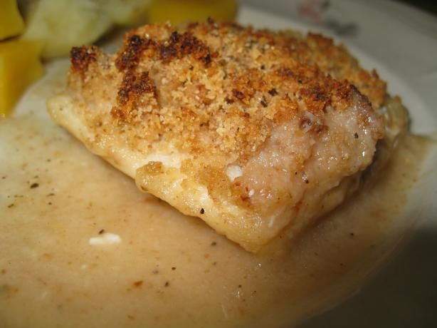 Baked Haddock (Or Scallops/Cod) | Recipe