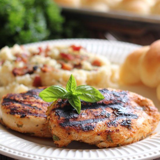 Basil Rub Chicken - I turned my favorite roast chicken into an easy ...