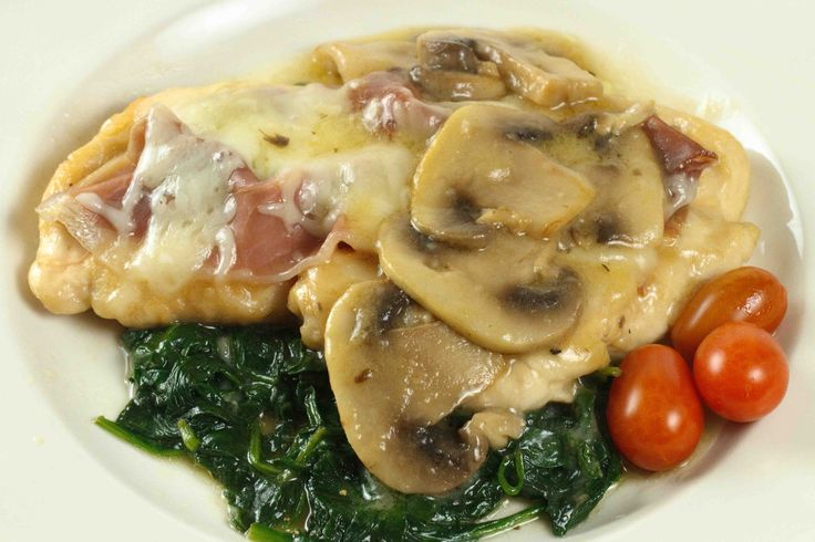 Chicken Saltimbocca In My Restaurant Kitchen | A Culinary Journey With ...