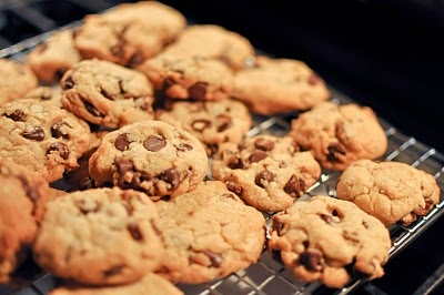 Candied bacon chocolate chip cookies | Recipes to try | Pinterest