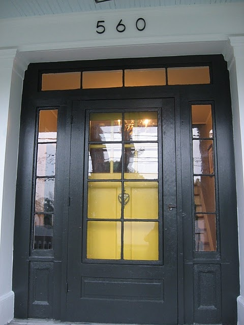 Black Storm Doors : Black storm door house numbers doors pinterest