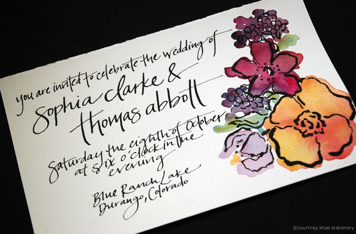 Invitations To Follow with beautiful invitations ideas