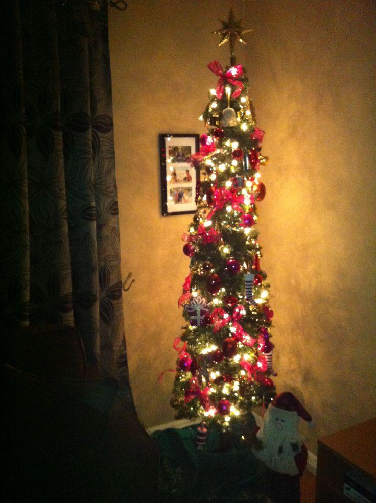 7ft Pencil Christmas Tree Christmas Pinterest