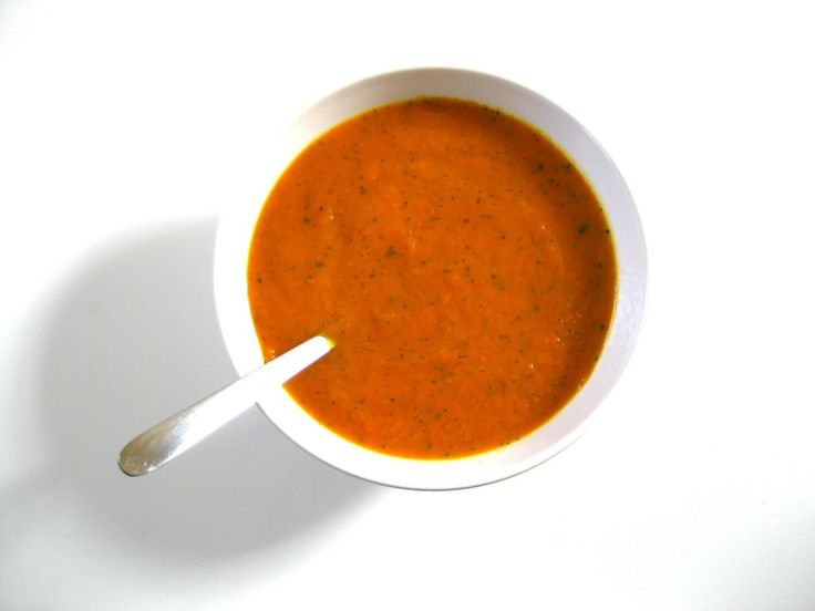 Carrot And Apple Soup With Cumin And Coriander Recipe ...