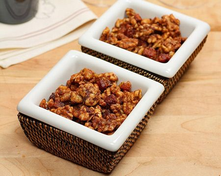 Sara Kate Gillingham-Ryan's Maple-Bacon Spiced Nuts Recipe ...