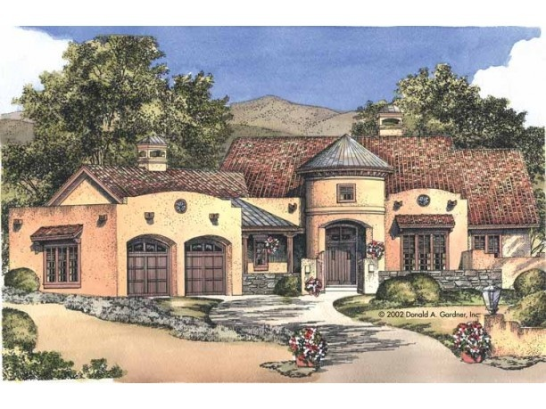 adobe southwestern style house love dream home pinterest