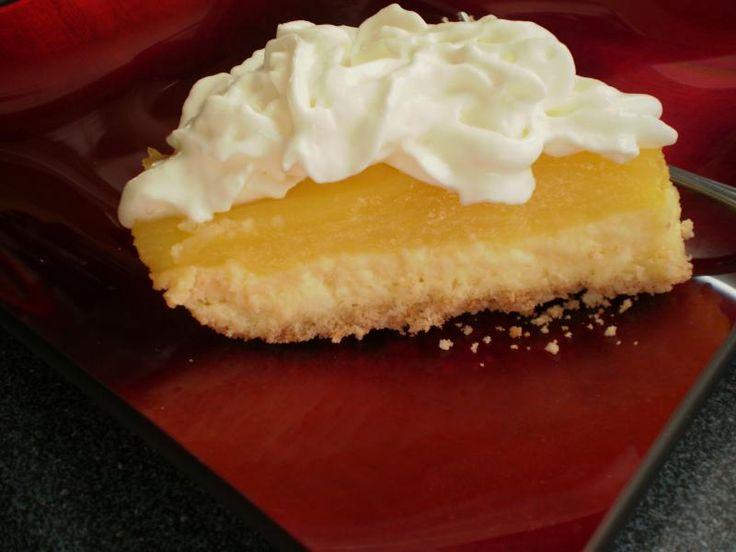Lemon+Cream+Cheese+Pie | Yummy | Pinterest