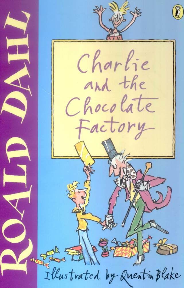 Charlie and the Chocolate Factory Words