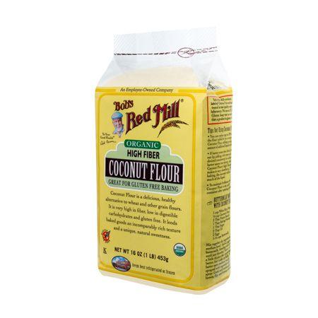 Organic Coconut Flour | Bob's Red Mill #paleo