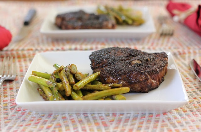 The Lucky Penny: Coffee Rubbed Steak | Yummy in My Tummy | Pinterest