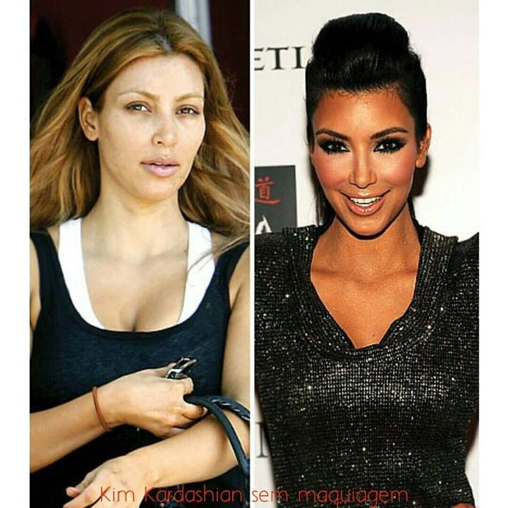 Damn Girl: Kim Kardashian Looks Better Than Ever in Tiny BlackSwimsuit