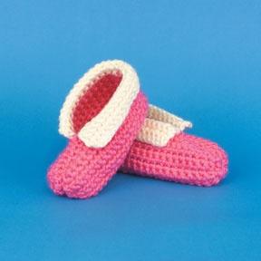 Free Crochet Pattern Slippers Cuffed Boots : Cuffed Slippers Crochet Pattern /;) footies Pinterest