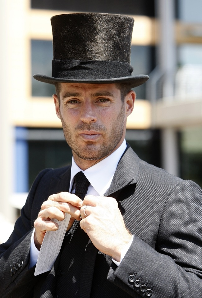 Jamie Redknapp | Men's Style and Fashion (all repinned ... Will Smith Dinner