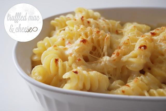 Truffled Mac and Cheese | Food: Mac n Cheese | Pinterest