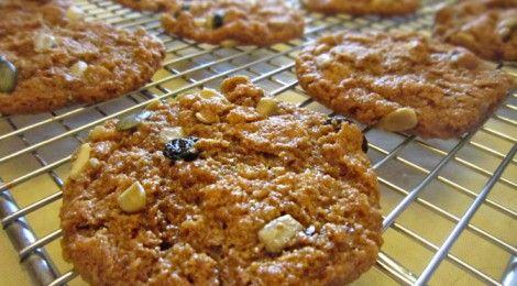 Kitchen Sink Cookies gluten free | a holistic approach | Pinterest