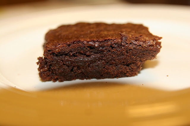 Real Food Day 12: Menu Plan & Whole Wheat Brownies