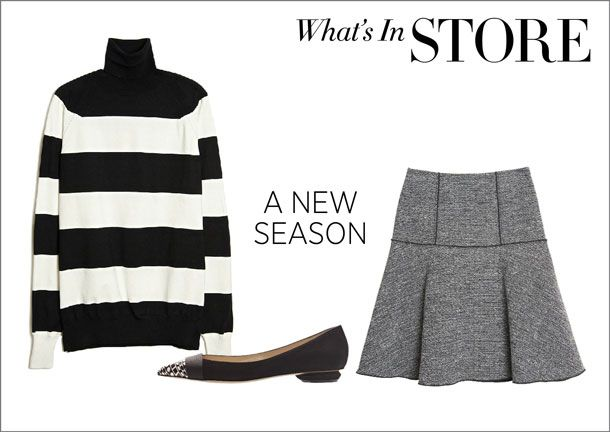 Shop the new season of fashion now at #ShopBAZAAR.