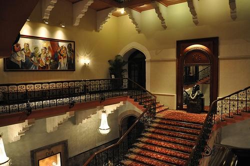 Inside Taj Mahal Hotel Mumbai