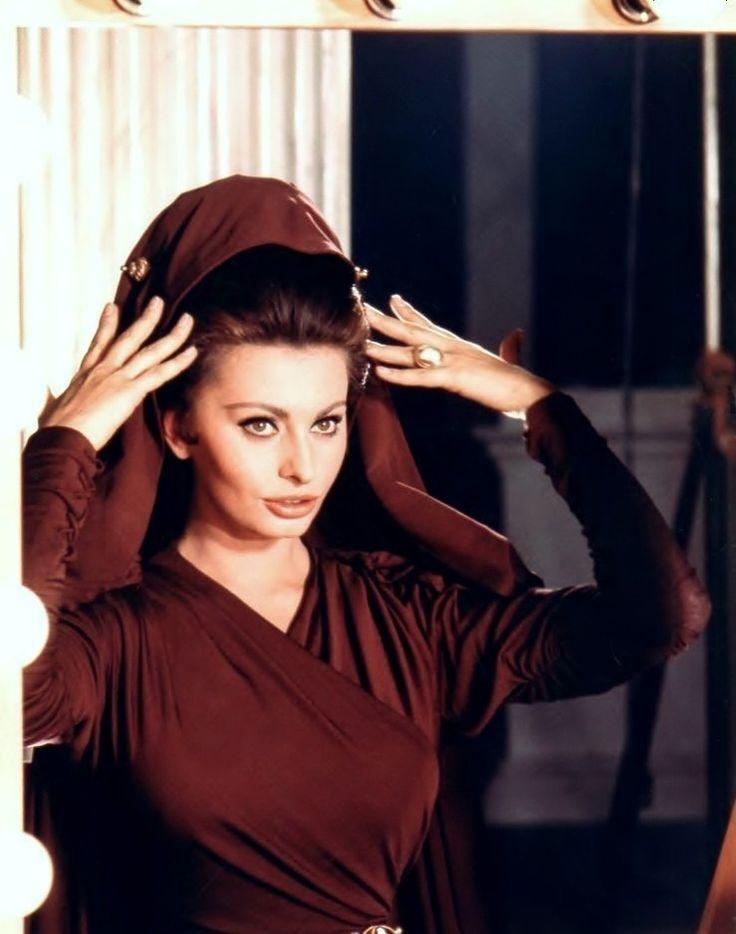 Sophia Loren, mid-1960s