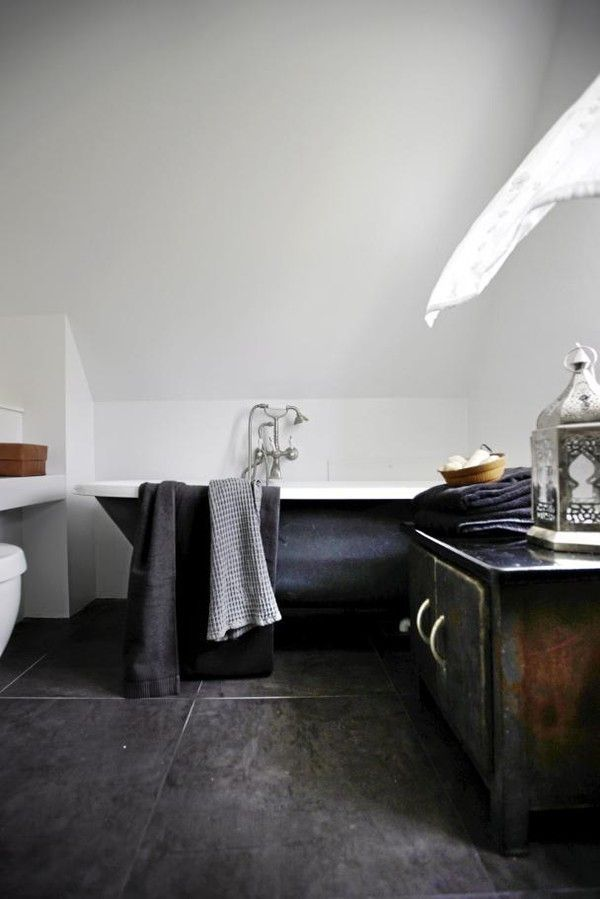 Industrial Chic Bathroom Design Ideas Home Decor Pinterest