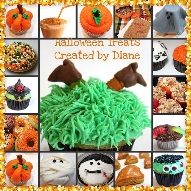 Creative and Crafty Halloween treats