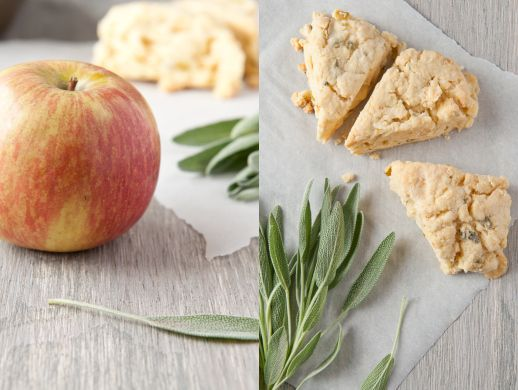 apple and sage gruyere apple and sage apple gruyere and sage scones ...