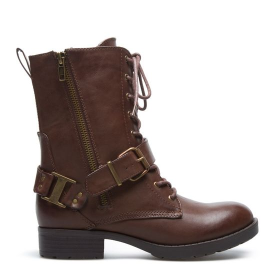 lise low brown boots from shoe dazzle my style