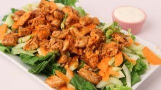Video Tutorial About How To Make Buffalo Chicken Salad