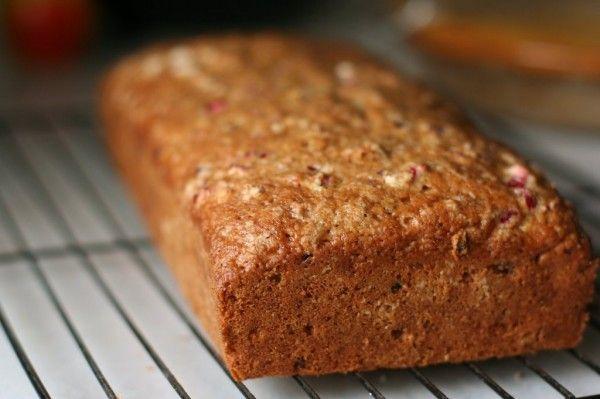 Cranberry Bread | Eat Fresh | Pinterest