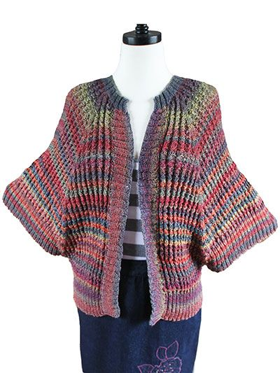 Crochet Kimono : Clara Kimono Knit Pattern CROCHET Pinterest