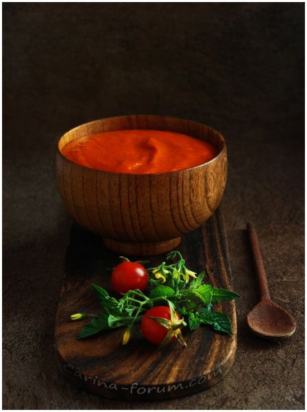 matbucha, a spicy tomato dish, can be eaten as a dip or side salad ...