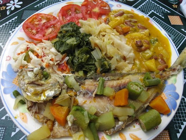 Traditional jamaican food foods of jamaican traditional for Authentic jamaican cuisine