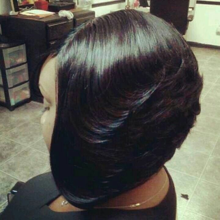female pirate hairstyles : Feathered layered bob hair style Hair Pinterest
