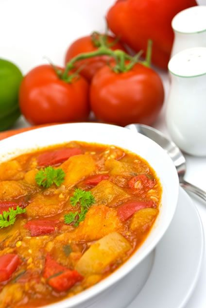 Chicken Vegetable Soups