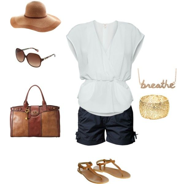Summer, created by cameron-pharr-rudisill on Polyvore