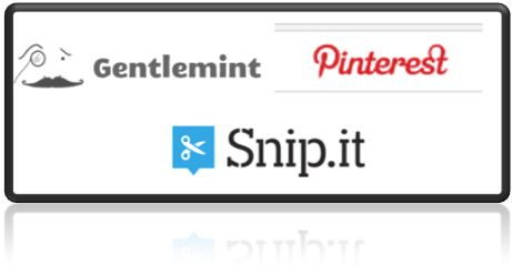 Pinterest is for women? You could try Gentlemint!