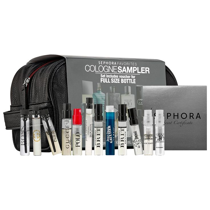 Cologne Sampler - Sephora Favorites | Sephora