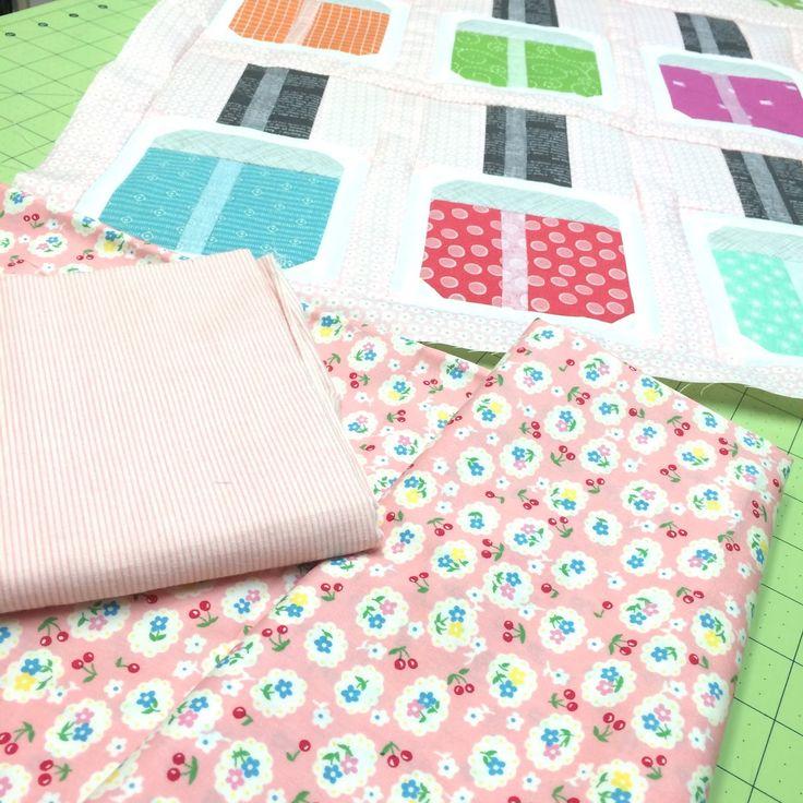 nail polish quilt pattern