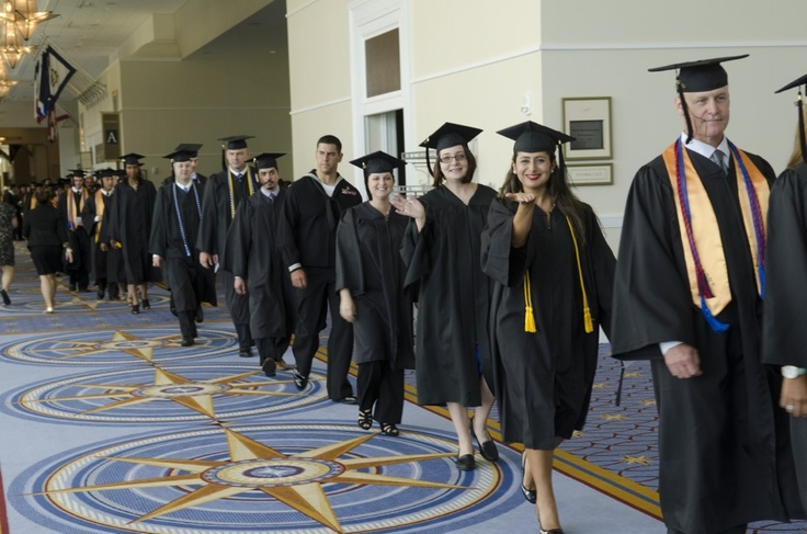 APUS President & CEO Wally Boston provides a round-up of the 2012 Commencement activities.