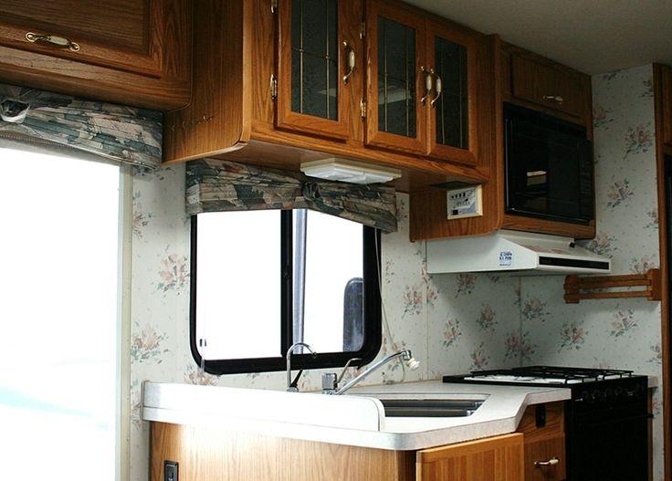 RV KITCHEN REMODEL Ideas To Remodel Your RV Kitchen Galley
