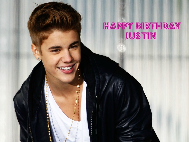 Justin Bieber Turns 19 — Happy Birthday