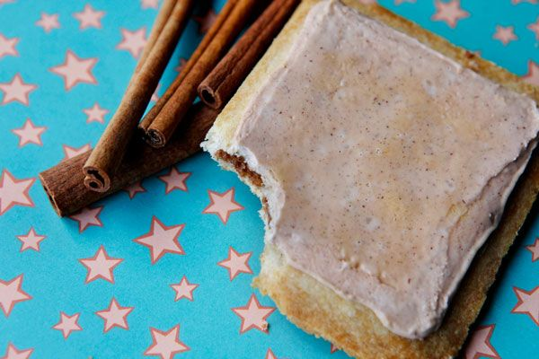 Pop-Tart Fillings with link to dough recipe - Brown Sugar Cinnamon ...