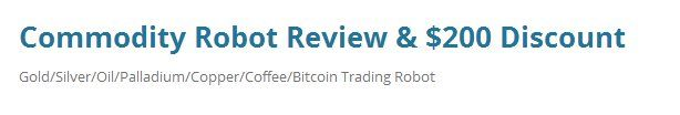 Trading silver profitably