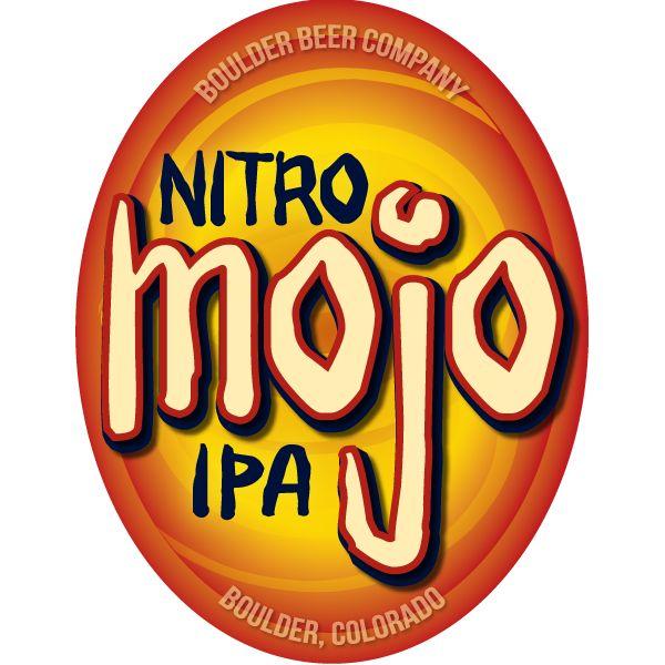 Boulder Nitro Mojo IPA (Colorado) - 7.2% ABV 70 IBU