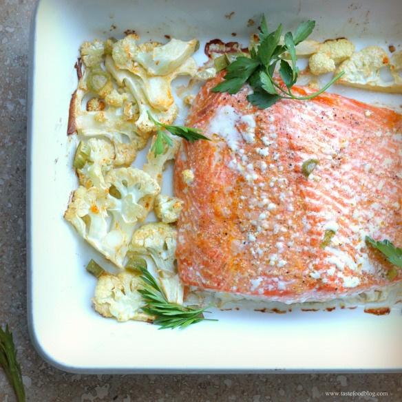 salmon cauliflower tf1 | Eats and Treats | Pinterest