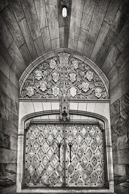 St Johns Entrance by NikonDigifan, via Flickr