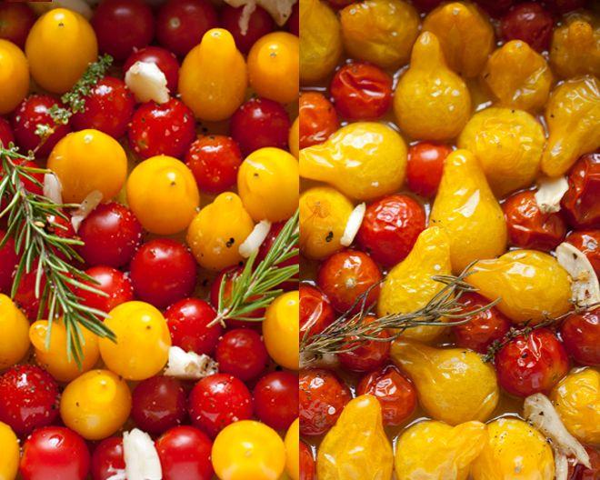 Cherry Tomato Confit | Confit, Jam, Pickled & Condiment | Pinterest