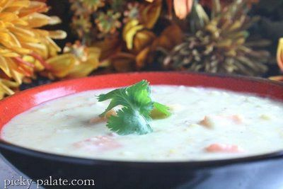 Roasted Butternut Squash, Red Potato and Asiago Soup - all of my ...