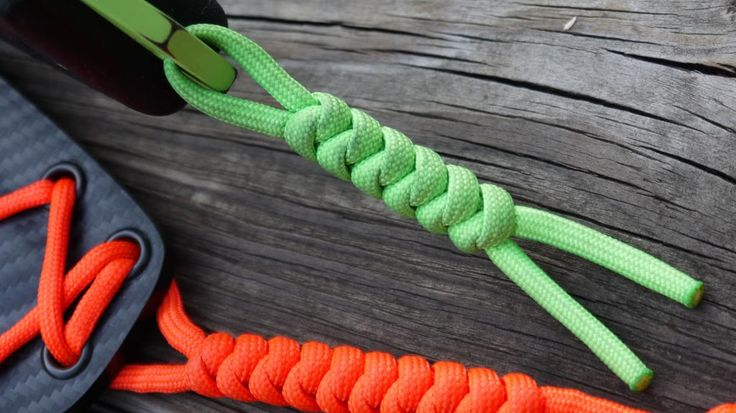how to tie the snake braid diy paracord gs pinterest