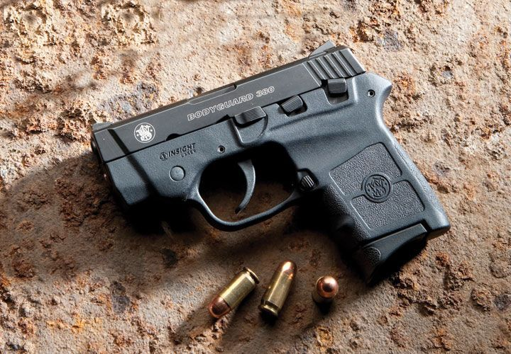 Smith & Wesson Bodyguard 380 Pistol